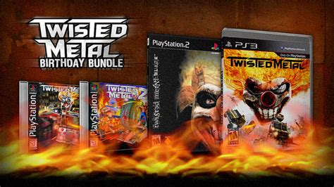 Sweet Tooth Celebrates Birthday with Twisted Metal Bundle