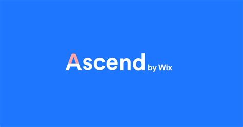 Ascend by Wix | Your All-in-One Business Solution