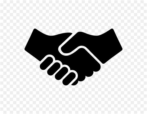 Computer Icons Business Symbol - shake hands 700*700
