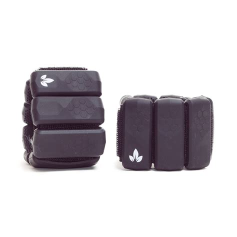 SILICONE WRIST & ANKLE WEIGHTS - Lotus Active Wear