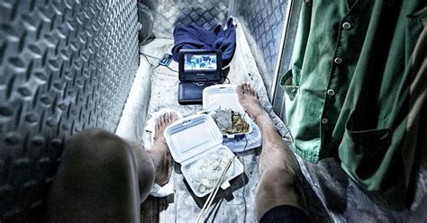 14 Shocking Photos Reveal Life Inside 'Coffin Cubicles' In
